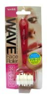 Wave face roller / Роликовый массажер для лица