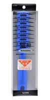 SKELTON BRUSH  / Профессиональная расческа для укладки волос (с антибактериальным эффектом) синяя