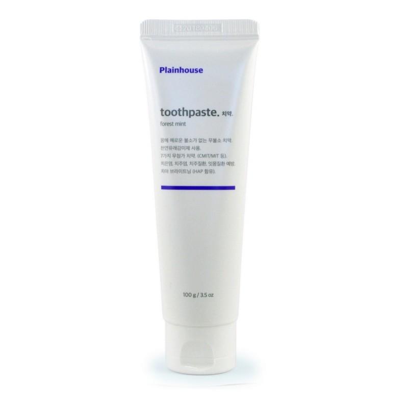 Plainhouse Toothpaste / Зубная паста комплексного действия