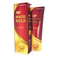Зубная паста-гель с частицами золота